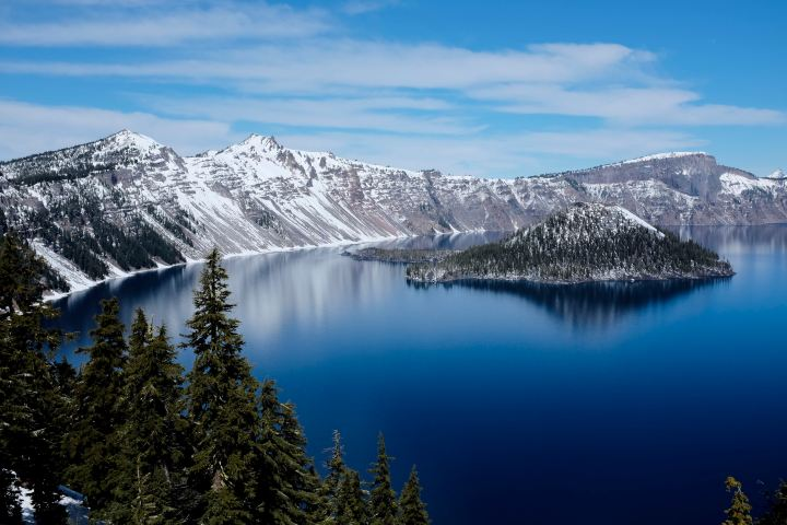 Crater Lake, OR (Photo: Michelle Rae)