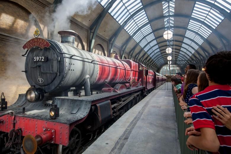 Hogwarts Express (Courtesy Universal Orlando)