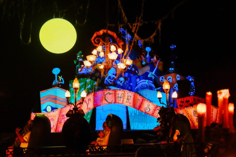 Haunted Mansion Holiday (Photo: Michelle Rae Uy)