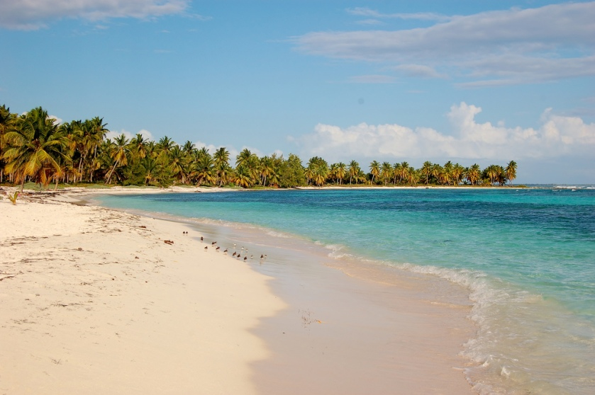 Isla Saona (Flickr: Ian Bruce)