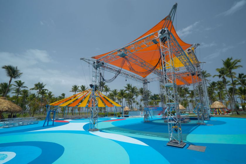 CREACTIVE Playscape at Club Med Punta Cana. (Courtesy Punta Cana)