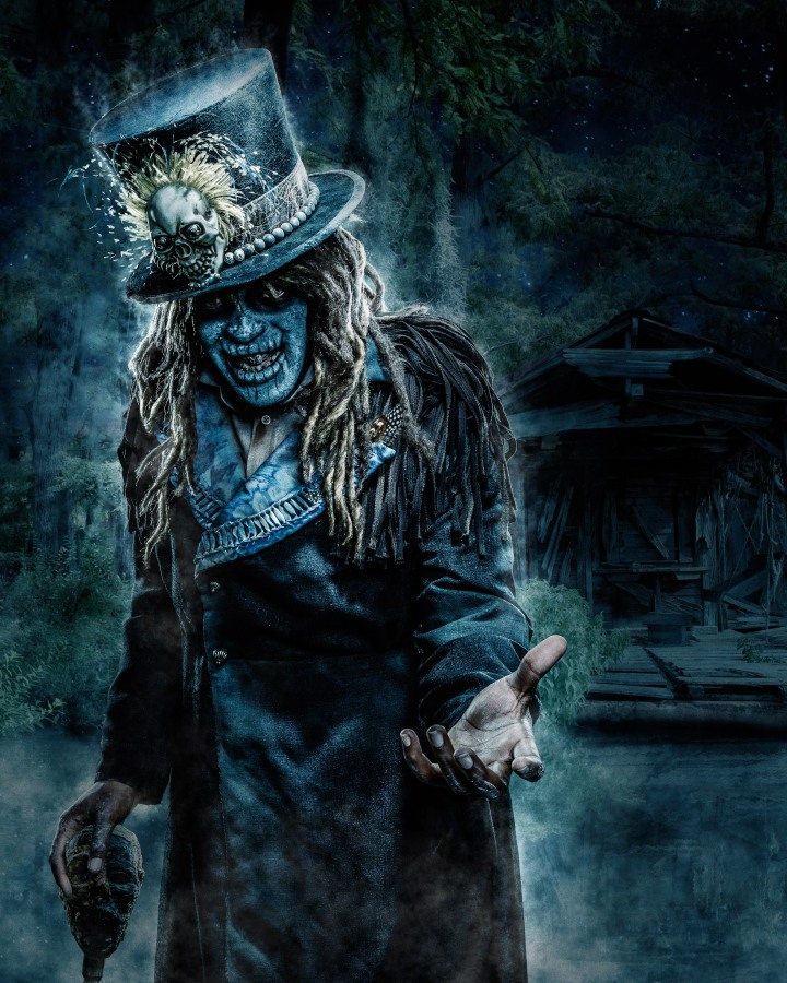 Knott's Scary Farm Voodoo (Courtesy Knott's Scary Farm)