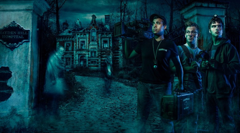 Knott's Scary Farm Paranormal, Inc. (Courtesy Knott's Scary Farm)