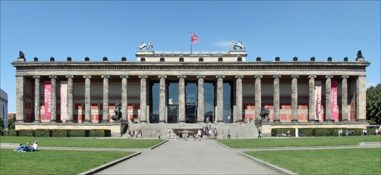 Altes Museum (Flickr: Jean-Pierre Dalbéra)