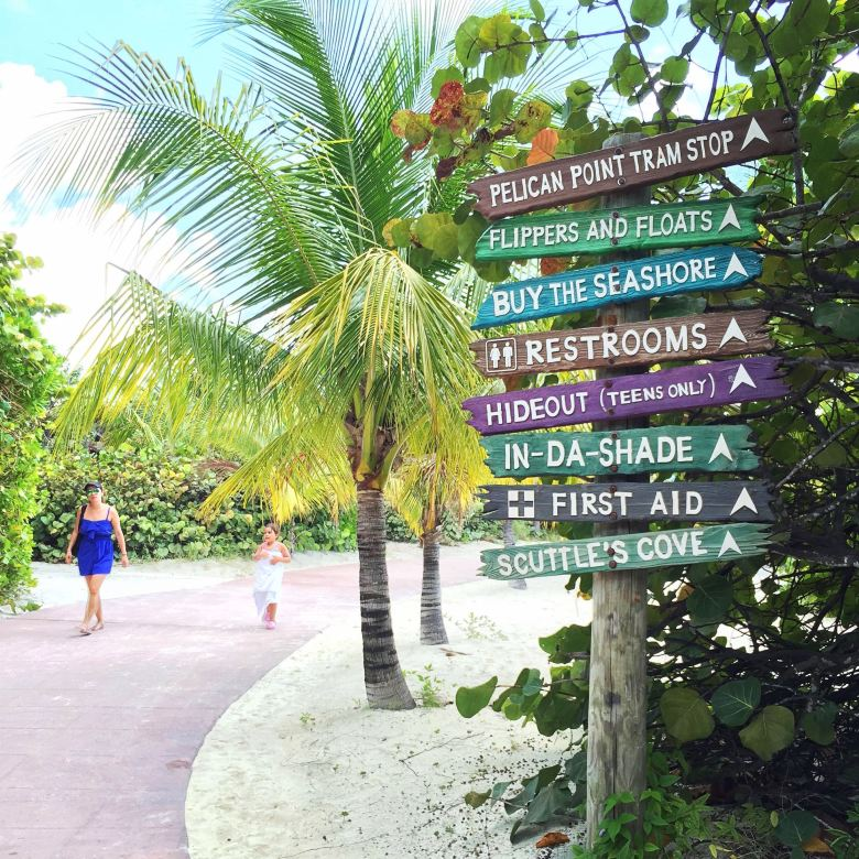 Castaway Cay (Photo: Michelle Rae)