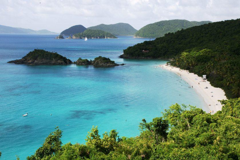 Trunk Bay, US Virgin Islands (Photo: Everett Carrico)
