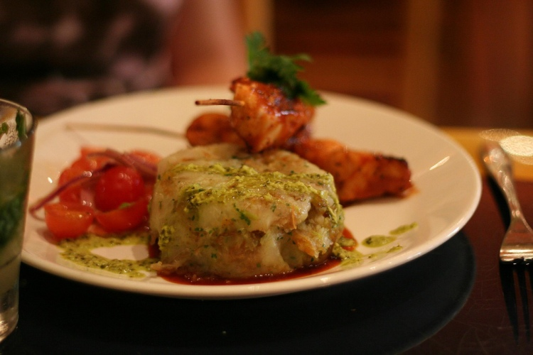 Puerto Rico's Mofongo (Photo: Jing)