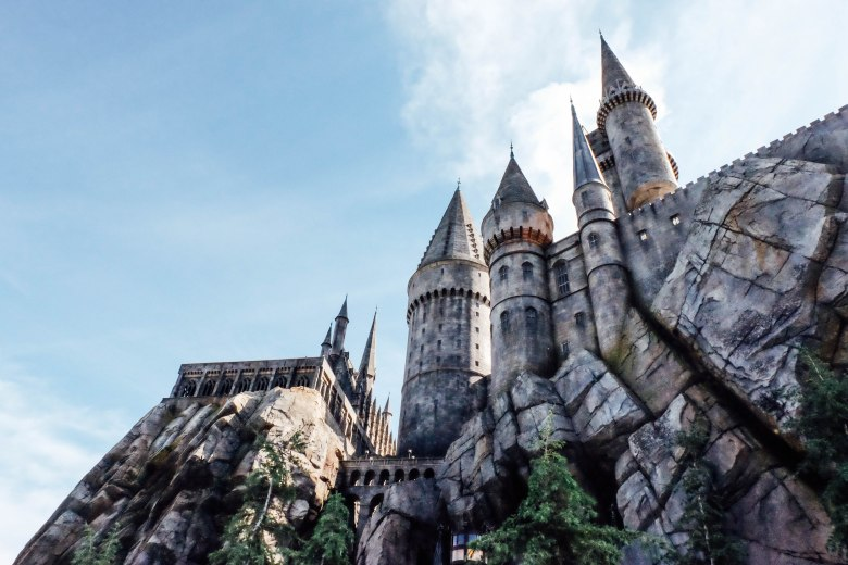 Hogwarts at the Wizarding World of Harry Potter at Universal Studios (Photo: Michelle Rae Uy)