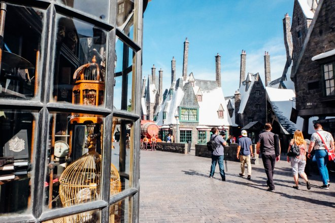 Hogsmeade (Photo: Michelle Rae Uy)