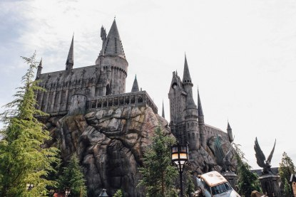 Hogwarts (Photo: Michelle Rae Uy)