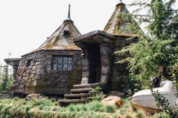 Hagrid's Hut (Photo: Michelle Rae Uy)