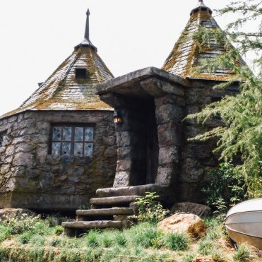 Hagrid's Hut (Photo: Michelle Rae Uy)