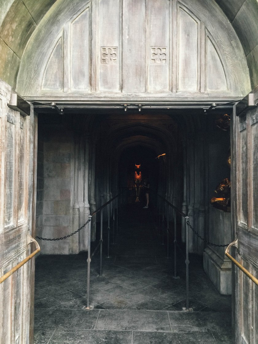 Entrance to Harry Potter and the Forbidden Journey (Photo: Michelle Rae Uy)